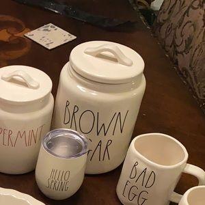 Brown sugar reserves for Amanda
